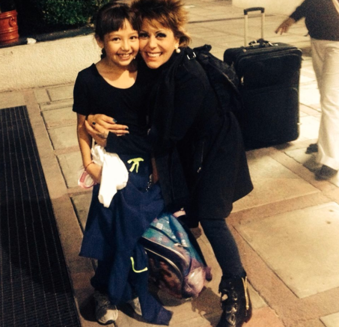 Montserrat 'Telesa- García es una 'fangirl' como todos nosotros