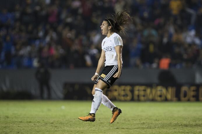 17. Nayeli Rangel (México / Tigres UANL) - un punto