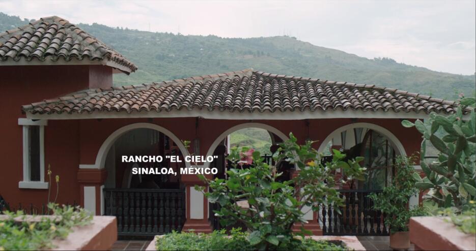 Rancho El Cielo en El Chapo