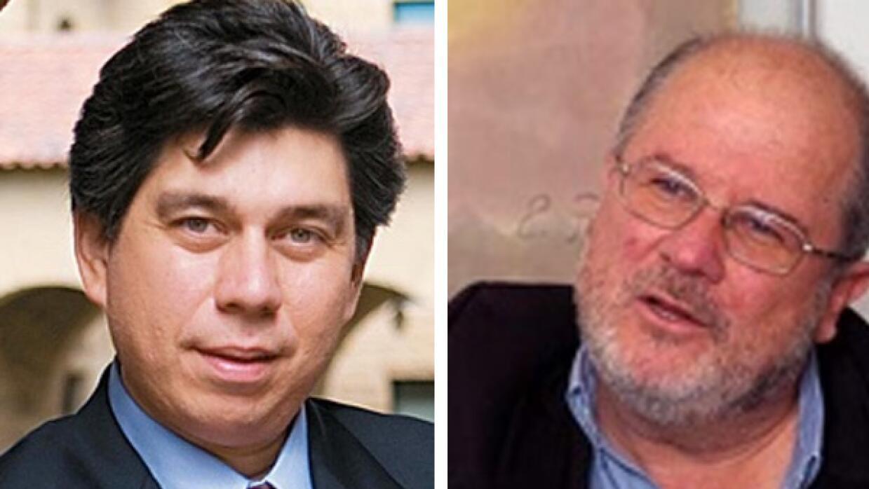 Daniel Coronell and Gerardo Reyes.
