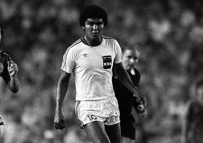 Roberto Figueroa (Honduras) - 12 goles en 19 partidos durante dos elimin...