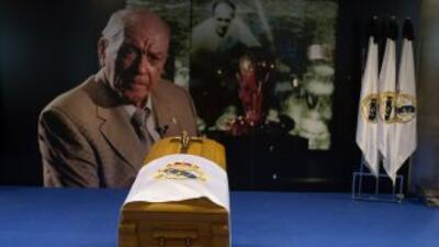 Alfredo Di Stéfano falleció a los 88 años.
