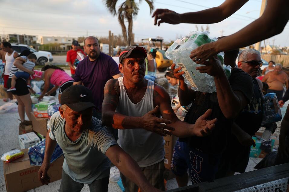 Solidaridad en los Cayos. Los pronósticos de la llegada de Irma a...