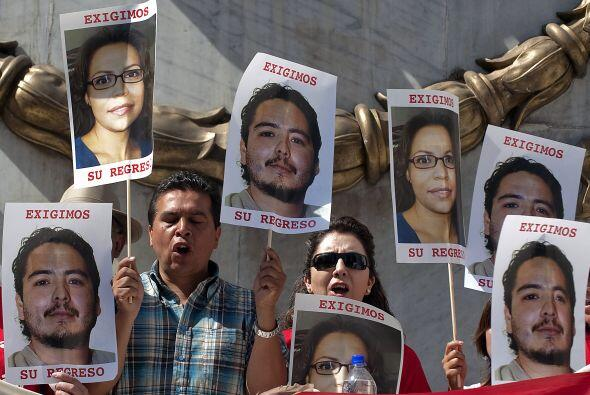 En México más de 30 periodistas han sido asesinados o desaparecidos desd...