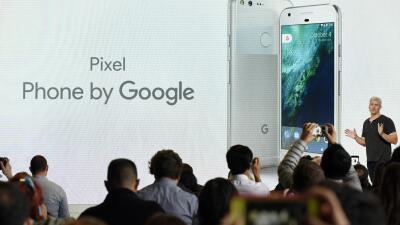 Rick Osterloh lidera la nueva división de dispositivos de Google,...