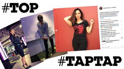 Mafer Alonso confiesa el por qué de su #top #taptap