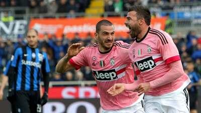 Juventus venció a Atalanta para retomar el liderato del 'Calcio'; Milan cayó e Inter ganó