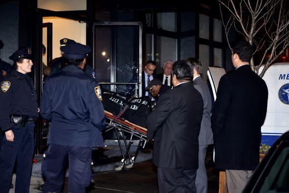 La oficina del forense en Nueva York confirmó que este lunes conducirán...