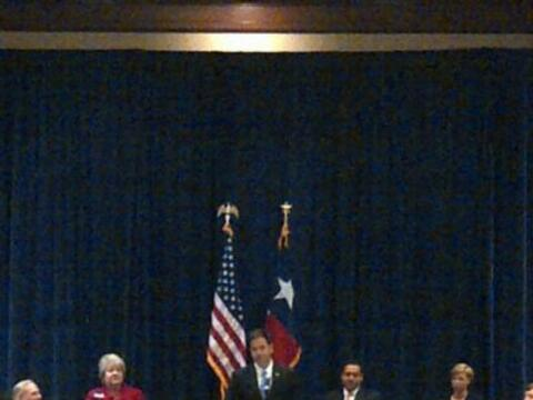 Marco Rubio en Houston