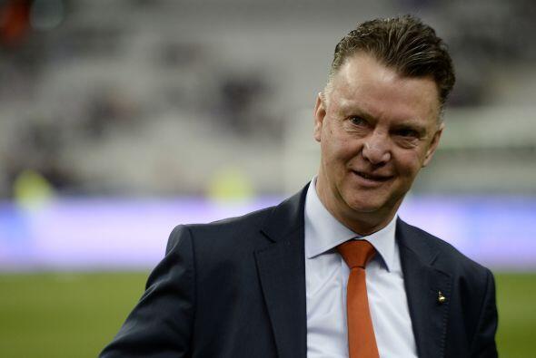 Louis van Gaal.  Actualmente es el seleccionador de Holanda, pero dirigi...