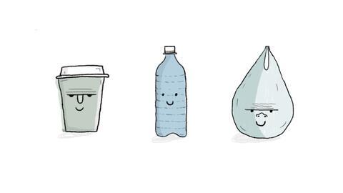 Cuatro alternativas para dejar de usar objetos cotidianos inútiles que d...
