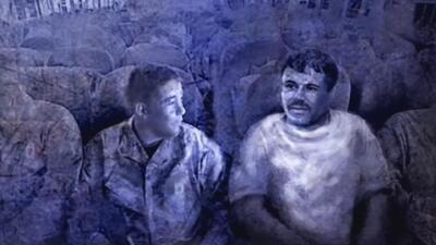El Chapo eyes new markets