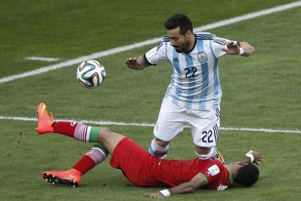 7.- Ezequiel Lavezzi 14 minutos en esta Copa del Mundo. Uno de los jugad...