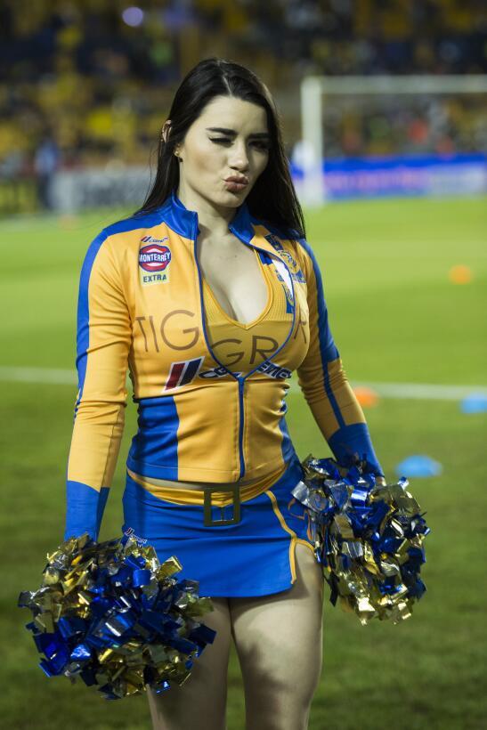 La belleza se ha hecho presente en la fiesta grande del fútbol mexicano...