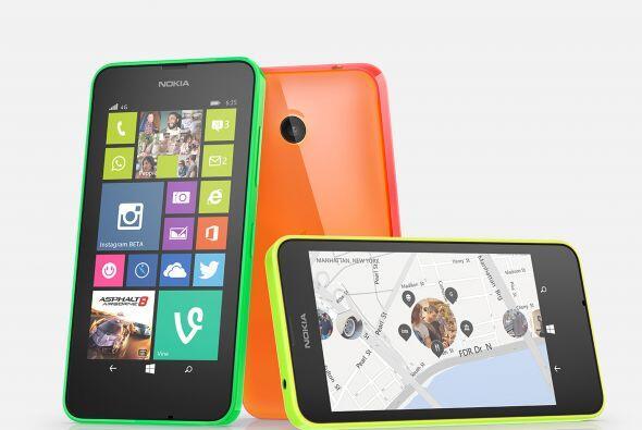 El Nokia Lumia 635 es el regalo perfecto para ellos que siempre est&aacu...