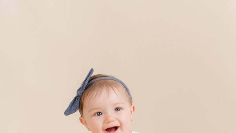 La hermosa baby Kamilia ya cumplió 9 meses y su mami, Gredmarie C...