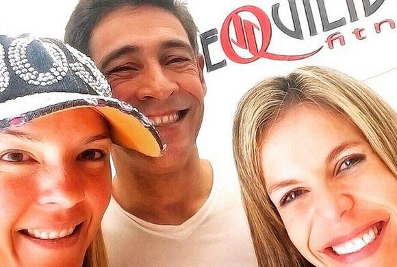 """""""Ya listo para empezar a entrenar"""", anunció Johnny Lozada. (Enero 14, 2015)"""