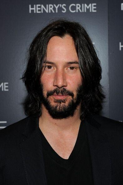 Keanu Reeves es un hombre que ha podido hacerse fama gracias a esa melen...