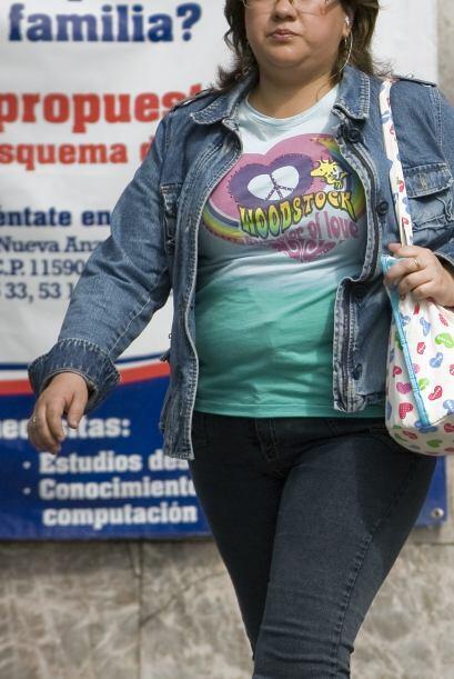 La obesidad es más que un asunto estético, pues disminuye seis años el p...