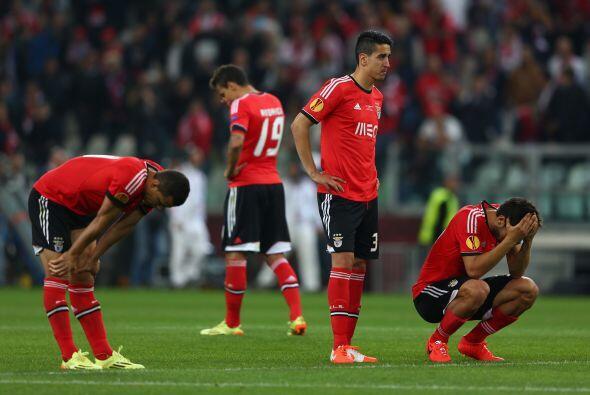 La maldición de Guttman: El Benfica sufre a nivel internacional, pues d...