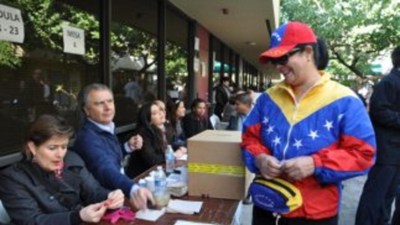 Los venezolanos elegirán nuevo presidente el próximo 7 de octubre.