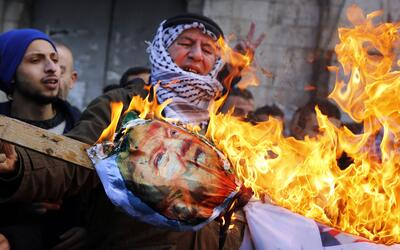 Promo Protestas Palestina