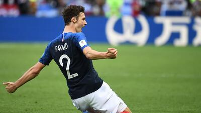 Bayern Munich se queda con la 'joya' francesa en defensa