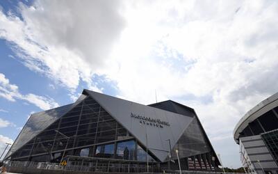 Así luce el Mercedes-Benz Stadium, la nueva casa del Atlanta United FC