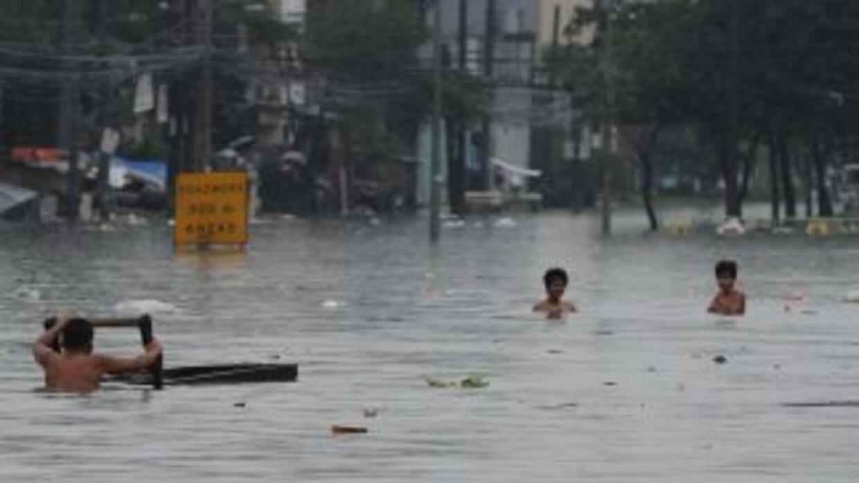 Pakistán, que ha sido víctima de inundaciones durante los dos últimos ve...