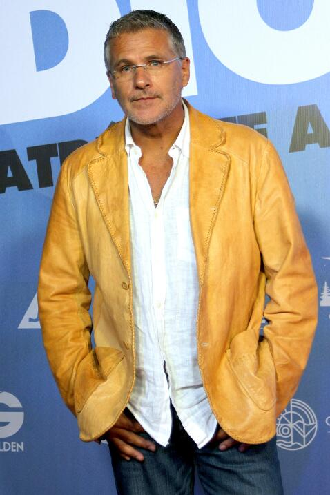 Héctor Soberón, actor y conductor mexicano.