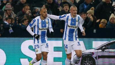 En fotos: Leganés gana al Real Madrid 1-0 en la Copa del Rey pero es eliminado del torneo