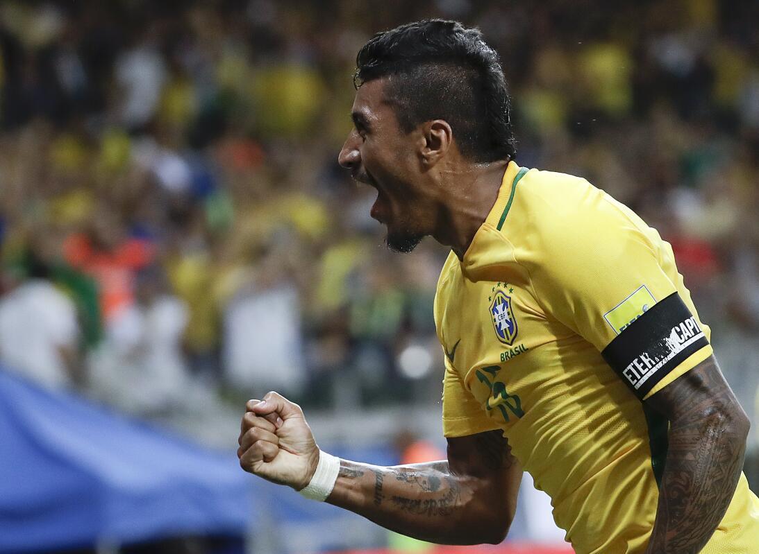 Brasil estuvo de fiesta en el clásico contra Argentina AP_16316048412421...