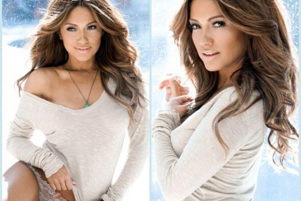 Aunque no lo puedas creer esta guapísima mujer no es Jennifer Lopez.