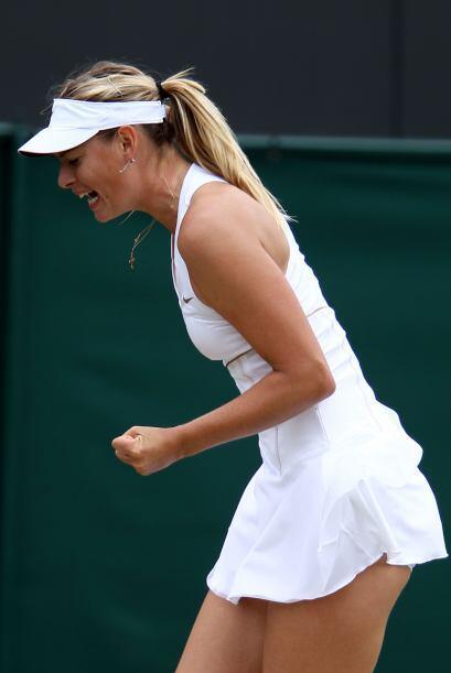 Tanto Wozniacki como Sharapova han ganado todos sus partidos hasta ahora...