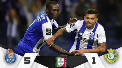 Después de 184 días, 'Tecatito' volvió a anotar y Porto sigue de líder