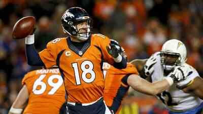 Broncos 27-20 Chargers: Denver gana la Oeste AFC y será local en los pla...