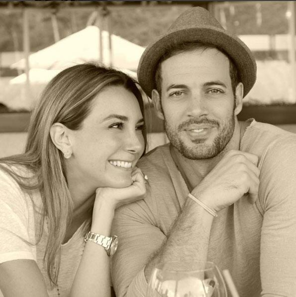 William Levy y Elizabeth Gutiérrez