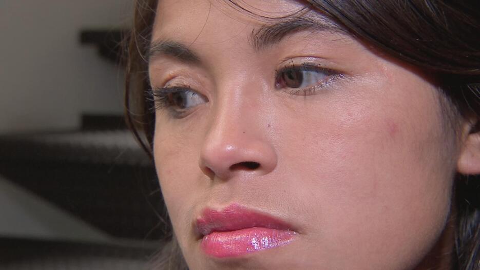 Zunduri, una joven mexicana que escapó de su casa a los 17 años, fue som...