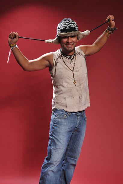 Y así imita Diego a la Chilindrina....