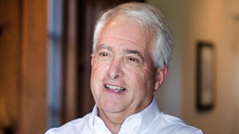 John Cox, de 62 años, candidato republicano para gobernador de California.
