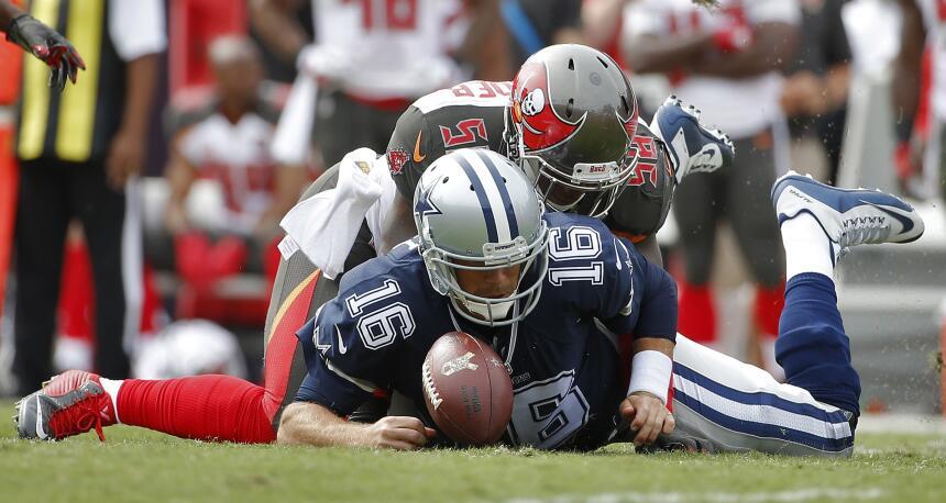 Los Cowboys sufrieron su séptima derrota de la temporada a manos de los...