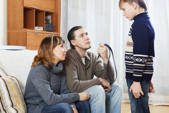 Un error común es confundir autoridad con miedo, por eso los padres no p...