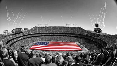 La NFL se une y demuestra que 'nunca olvidará' el 9/11