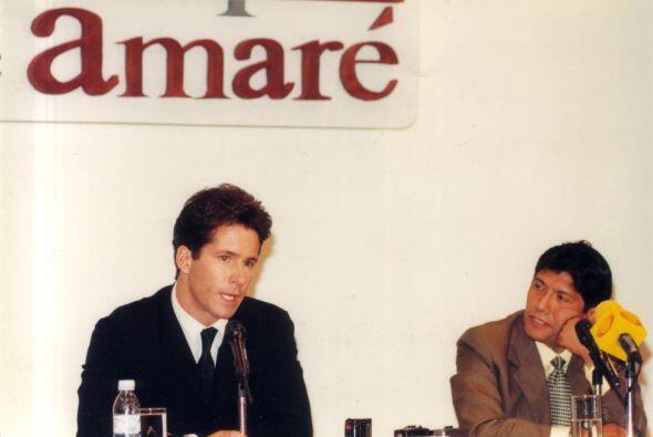 Cuando concluyó la telenovela el productor Juan Osorio confesó que había...
