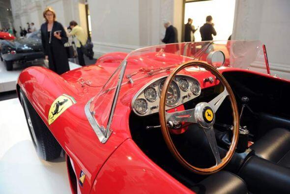 Ferrari 250 Testa Rossa 1958.