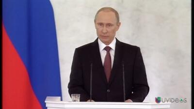 Putín: Crimea siempre ha sido y continúa siendo una parte inseparable de...