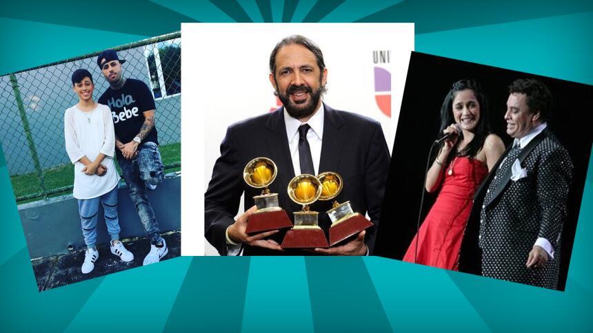 Las 'tuitpics' de los nominados