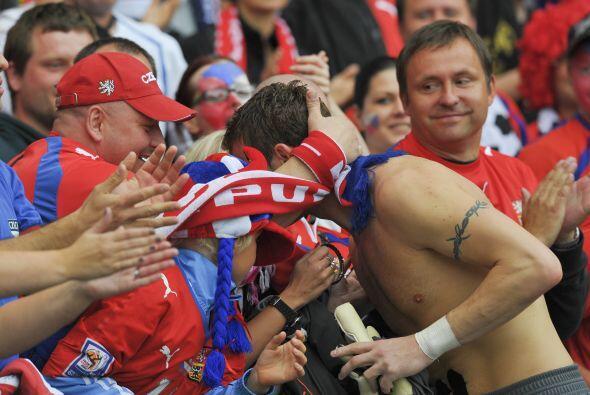 hay de festejos a festejos, pero la afición de República Checa es muy 'a...
