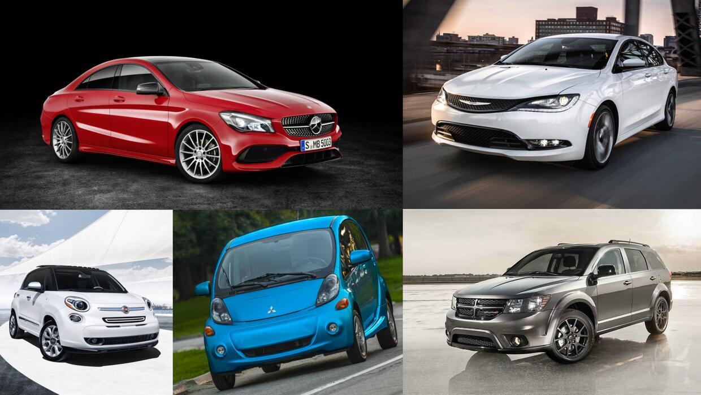 Segmento por segmento, el mercado estadounidense se destaca por modelos...