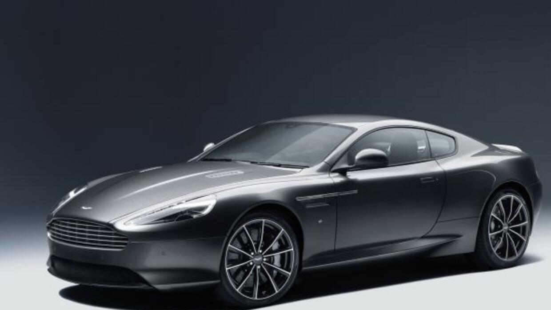 Aston Martin presentó en el Festival de la Velocidad de Goodwood...